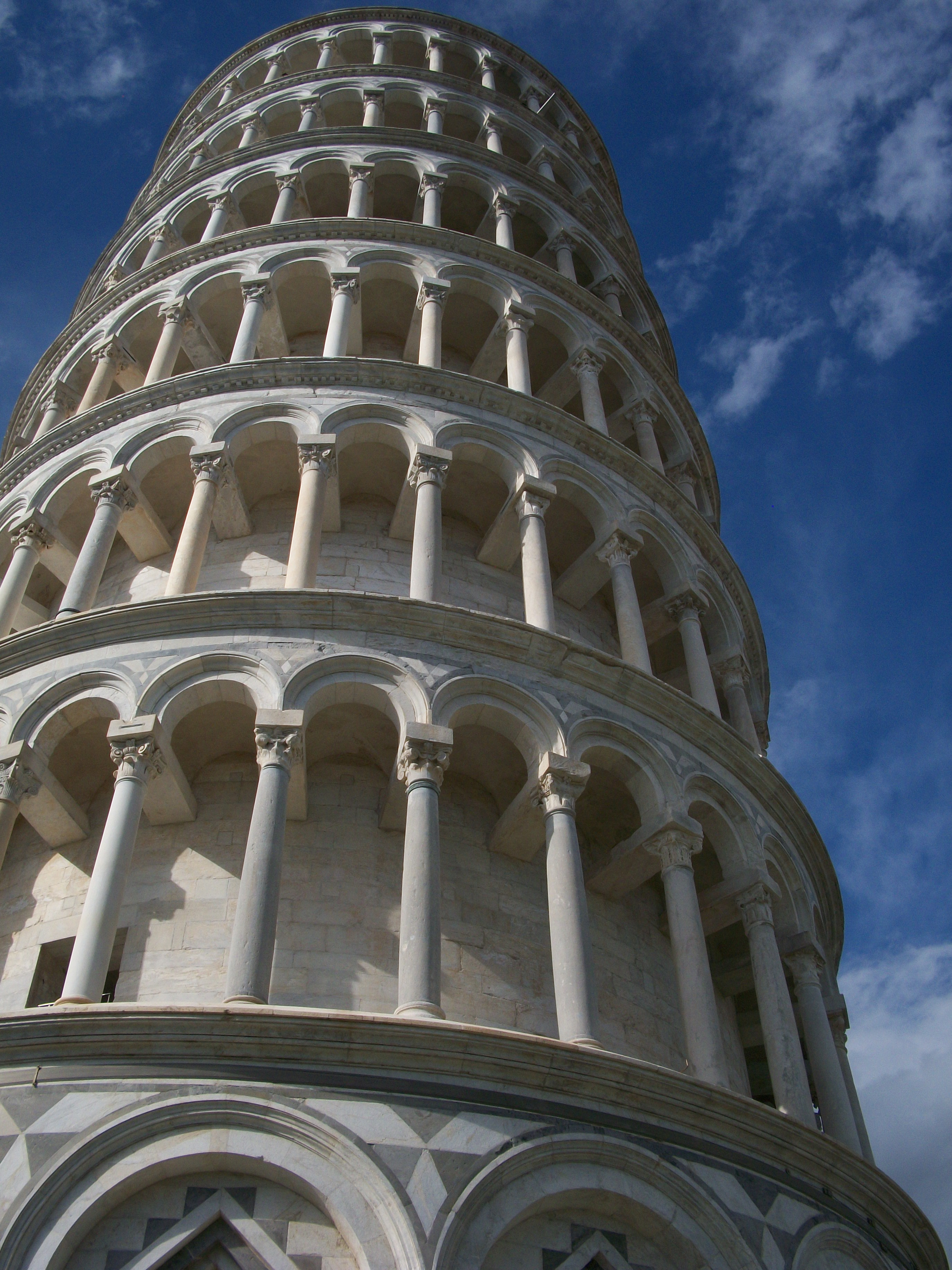 The leaning tower of pisa the compulsive traveler 39 s blog - Leaning tower of pisa ...