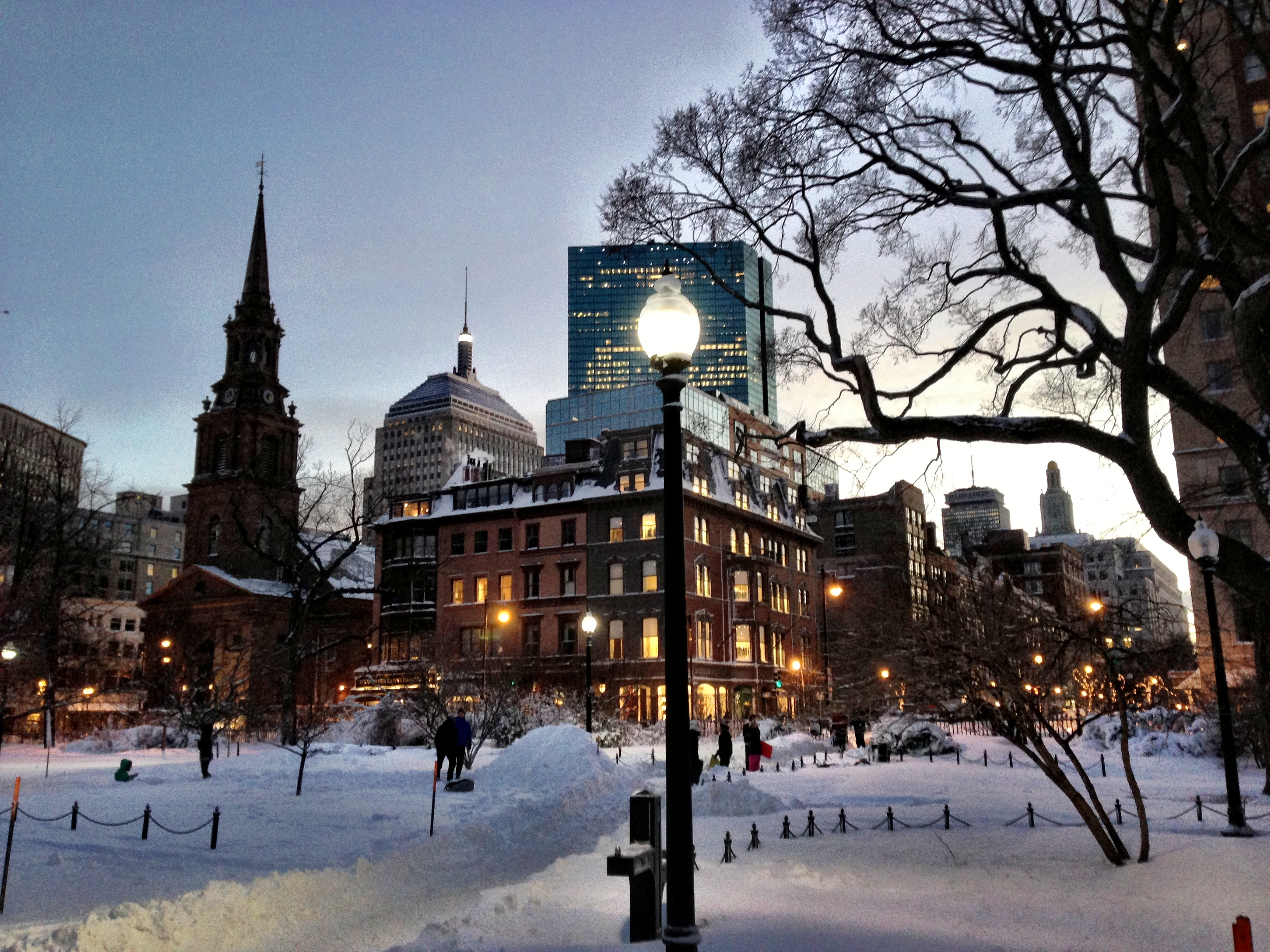 the historic boston blizzard the compulsive traveler u0027s blog