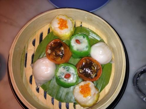 Dim Sum at Hakkasan Restaurant