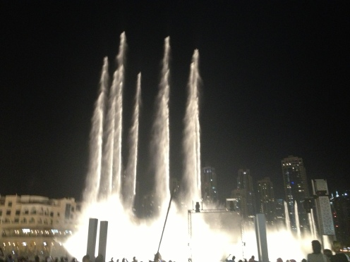 The Singing Fountain Show