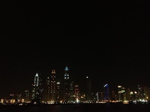 The Palm Jumeirah Marina