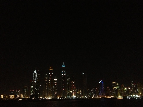The Palm Jumeirah Marina