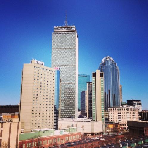 Boston - taken with Instagram*