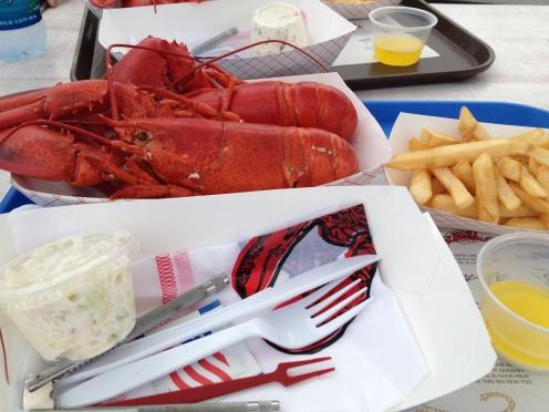 Lobster Shack, Plum Island